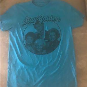Blue Golden Girls T-Shirt